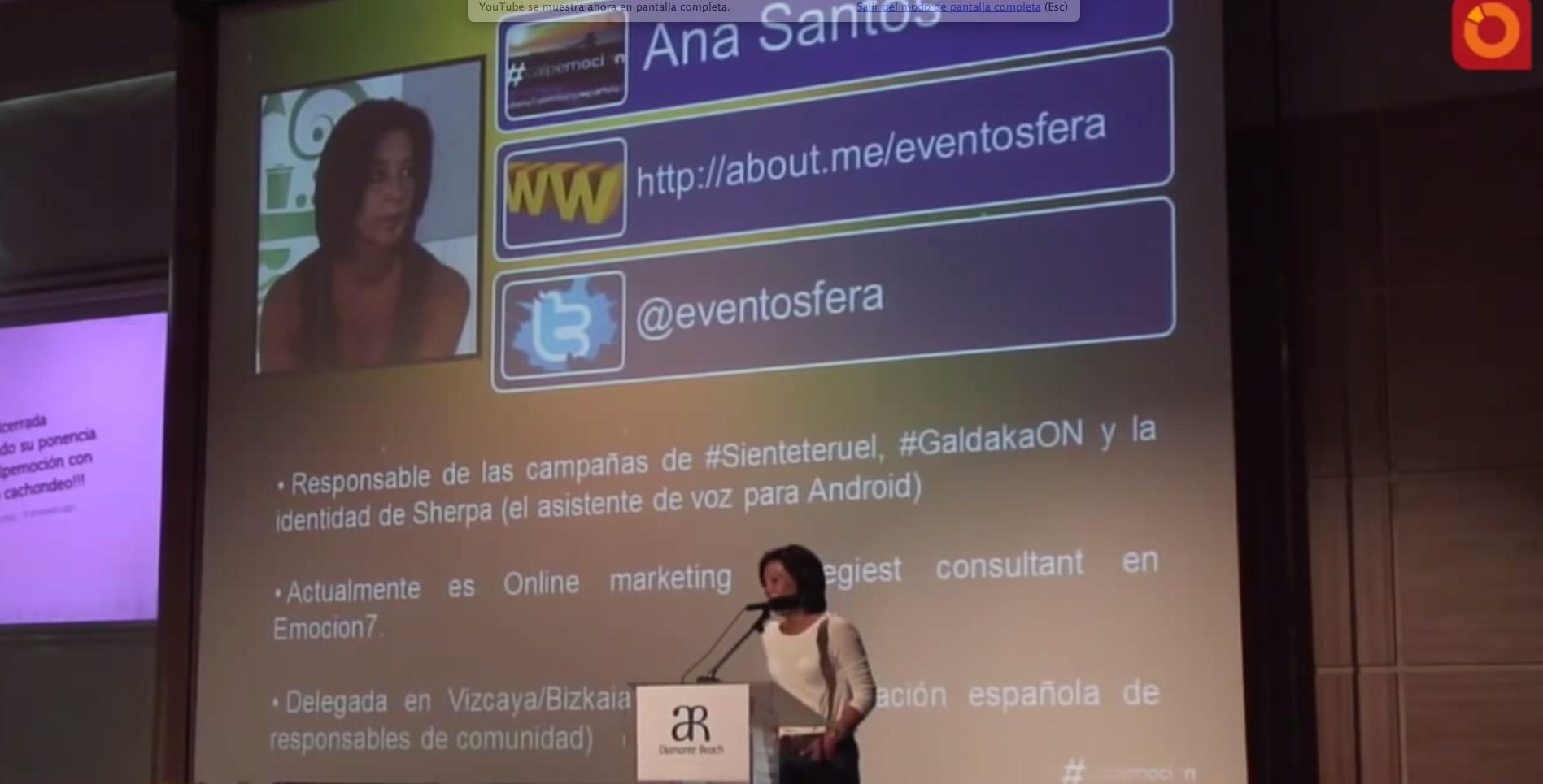 Conferencias de Marketing Online y Comunicación Digital